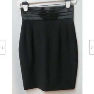 Escada Neiman Marcus Wool Pencil Skirt 36